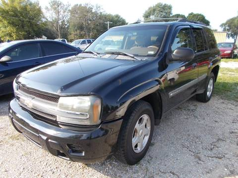 2003 Chevrolet TrailBlazer for sale in Sedalia, MO