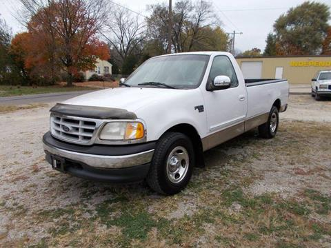 1999 f 150 xlt towing capacity