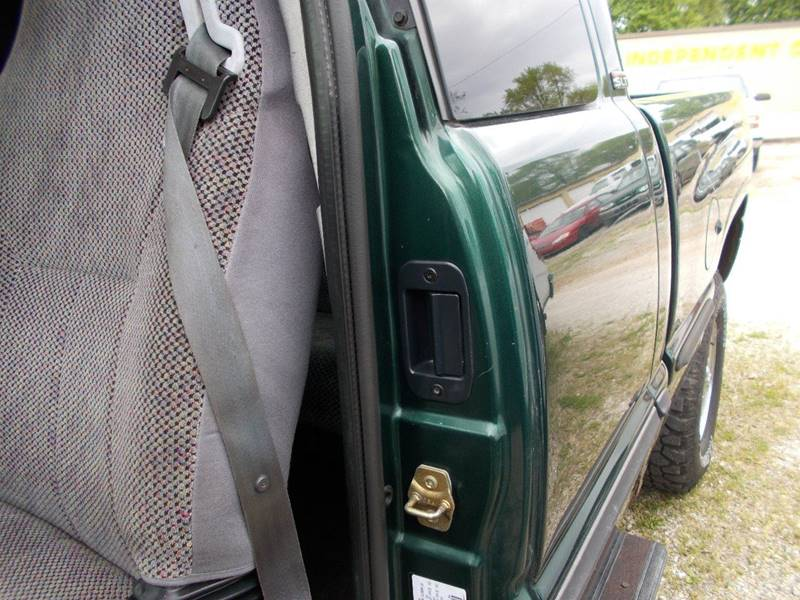1998 Dodge Ram Pickup 1500 4dr Laramie SLT 4WD Extended Cab SB - Sedalia MO