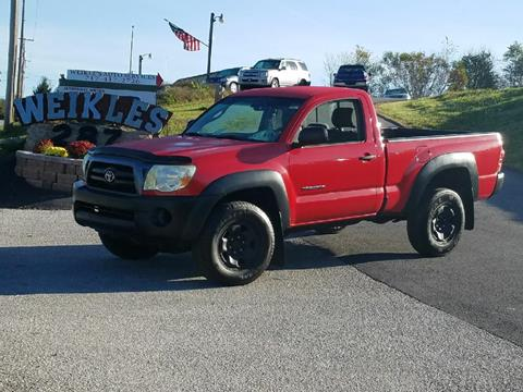 2008 Toyota Tacoma for sale in Felton, PA