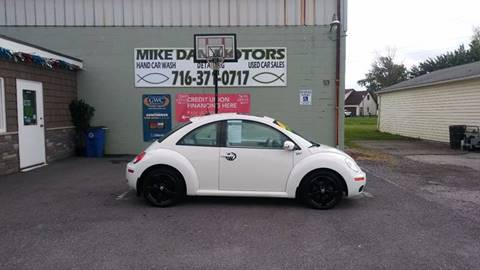 2008 Volkswagen New Beetle for sale in Niagara Falls, NY