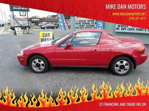 1993 Honda Civic del Sol for sale in Niagara Falls, NY