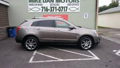 2012 Cadillac SRX for sale at Mike Dan Motors in Niagara Falls NY