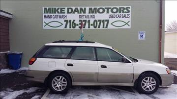2001 Subaru Outback for sale in Niagara Falls, NY