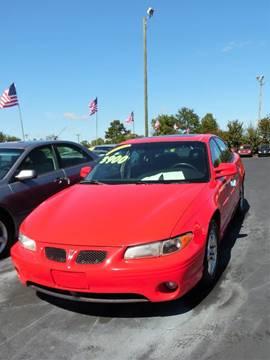 1999 Pontiac Grand Prix for sale in Newton, NC