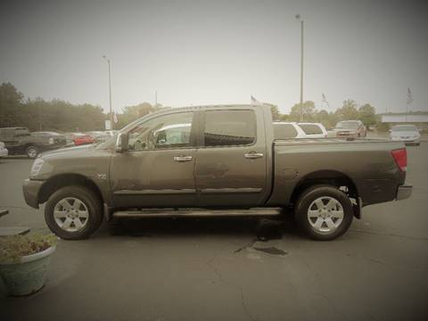 2004 Nissan Titan for sale in Newton, NC