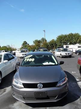 2011 Volkswagen Jetta for sale in Newton, NC