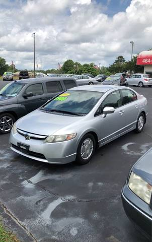 2007 Honda Civic for sale in Newton, NC