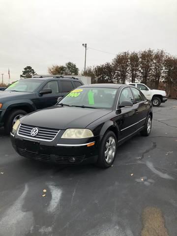 2005 Volkswagen Passat for sale in Newton, NC