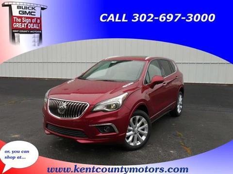 2017 Buick Envision for sale in Dover DE