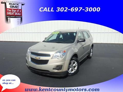 2012 Chevrolet Equinox for sale in Dover DE