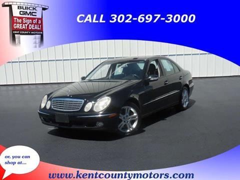 2004 Mercedes-Benz E-Class for sale in Dover, DE