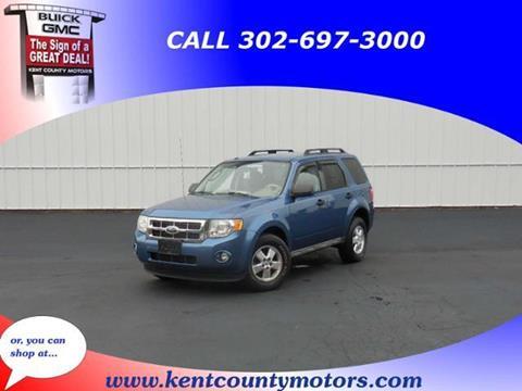 2009 Ford Escape for sale in Dover, DE