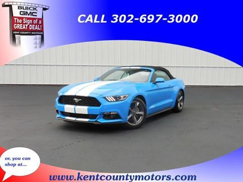 2017 Ford Mustang for sale in Dover, DE