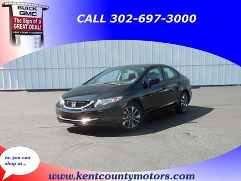 2015 Honda Civic for sale in Dover DE