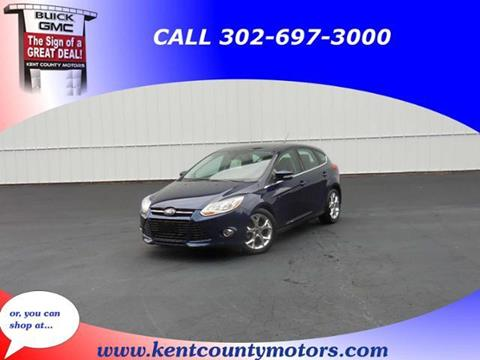 2012 Ford Focus for sale in Dover, DE