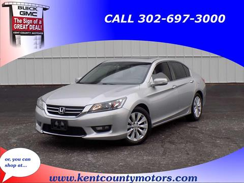 2015 Honda Accord for sale in Dover, DE