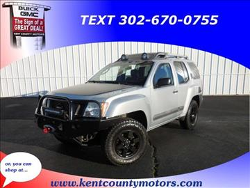 2011 Nissan Xterra for sale in Dover, DE