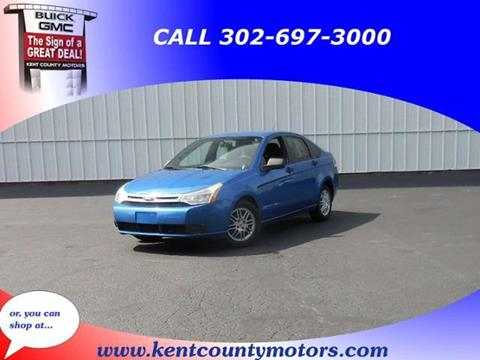 2010 Ford Focus for sale in Dover, DE