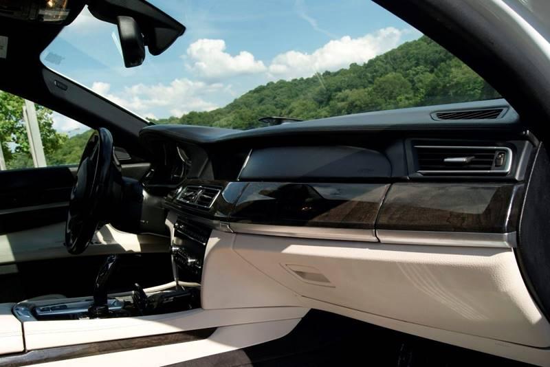 2013 BMW 7 Series 750Li 4dr Sedan - Roswell GA