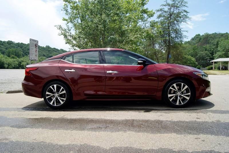 2017 Nissan Maxima 3.5 SV 4dr Sedan (midyear release) - Roswell GA