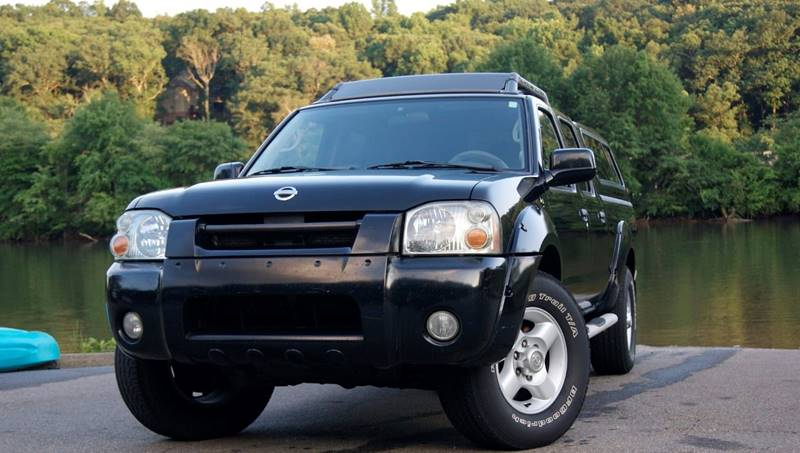 2002 Nissan Frontier 4dr Crew Cab SE-V6 4WD LB - Roswell GA