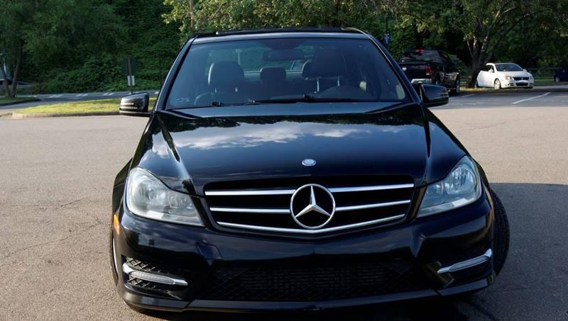 2013 Mercedes-Benz C-Class C 250 Luxury 4dr Sedan - Roswell GA
