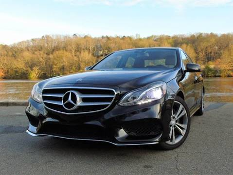 Used mercedes benz e class for sale in roswell ga for Mercedes benz roswell