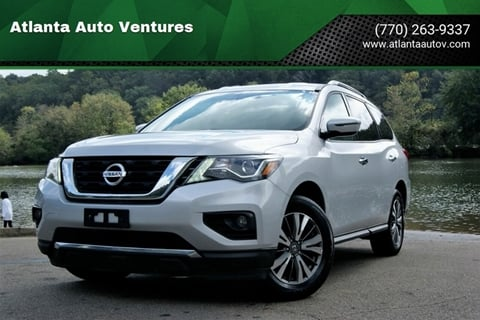 2018 Nissan Pathfinder for sale in Roswell, GA