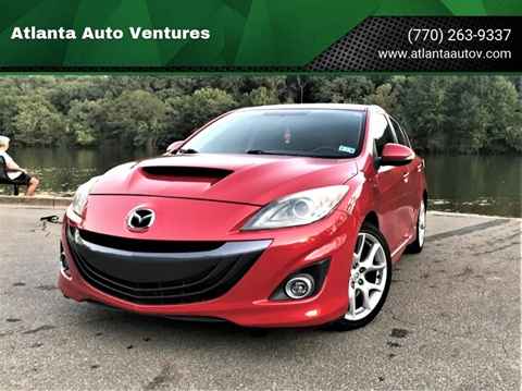 Mazdaspeed3 For Sale >> 2012 Mazda Mazdaspeed3 For Sale In Roswell Ga