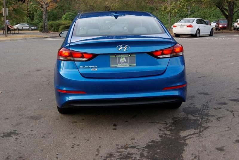 2017 Hyundai Elantra SE 4dr Sedan 6A (US) - Roswell GA