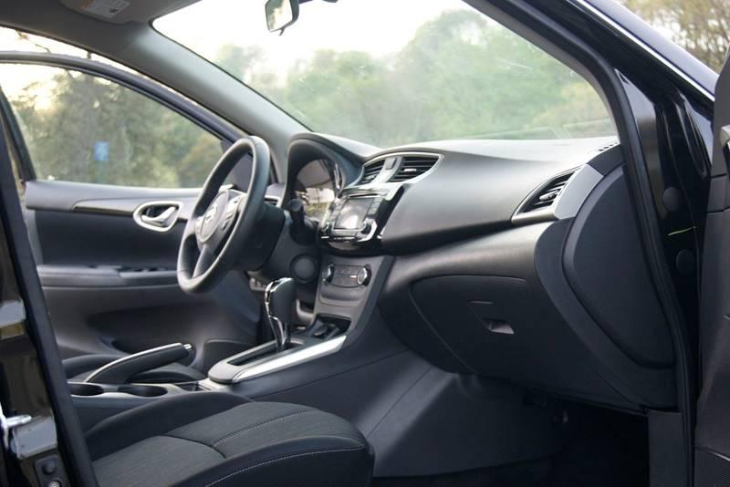 2016 Nissan Sentra SV 4dr Sedan - Roswell GA