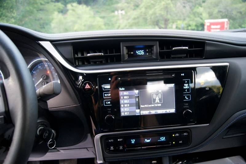 2017 Toyota Corolla SE 4dr Sedan CVT - Roswell GA
