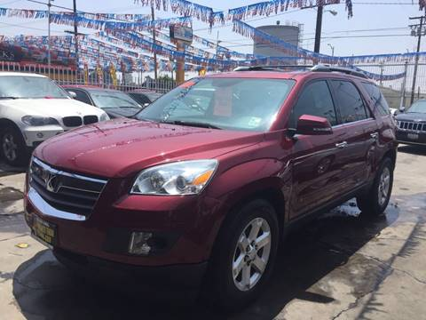 2009 Saturn Outlook for sale at California Auto Trading in Bell CA