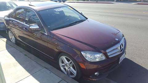 2009 Mercedes-Benz C-Class for sale in Bell, CA