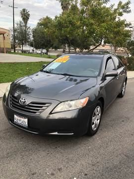 2007 Toyota Camry for sale at California Auto Trading in Bell CA