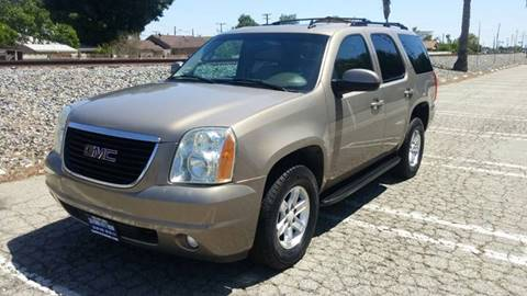 2007 GMC Yukon for sale at California Auto Trading in Bell CA