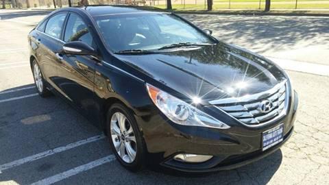 2011 Hyundai Sonata for sale at California Auto Trading in Bell CA