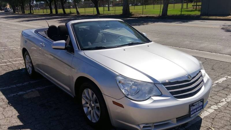 2010 Chrysler Sebring for sale at California Auto Trading in Bell CA