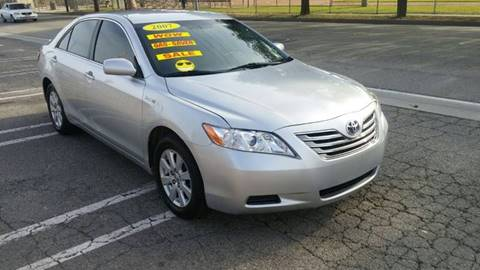 2007 Toyota Camry Hybrid for sale at California Auto Trading in Bell CA