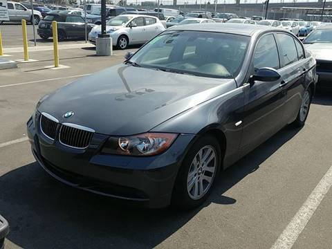 2006 BMW 3 Series for sale at California Auto Trading in Bell CA