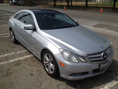 2010 Mercedes-Benz E-Class for sale at California Auto Trading in Bell CA