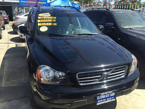 2008 Volvo XC90 for sale at California Auto Trading in Bell CA