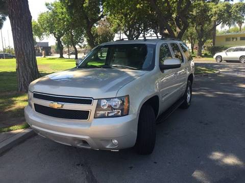 2008 Chevrolet Tahoe for sale at California Auto Trading in Bell CA