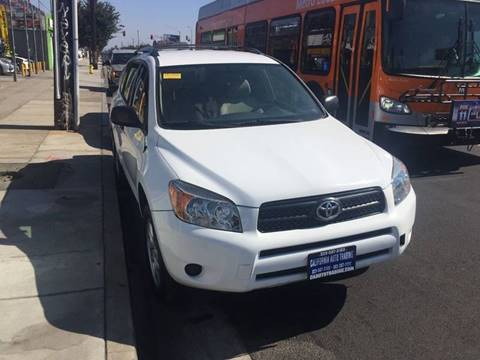 2008 Toyota RAV4 for sale at California Auto Trading in Bell CA