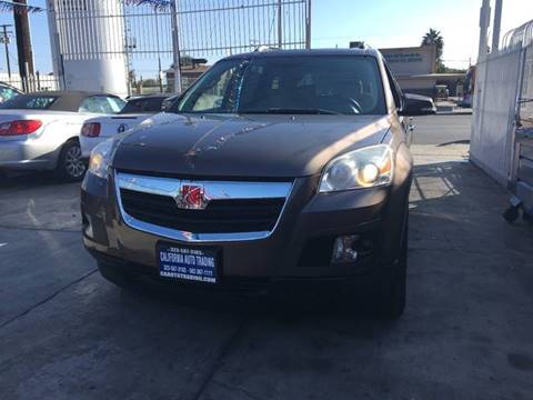 2008 Saturn Outlook for sale at California Auto Trading in Bell CA