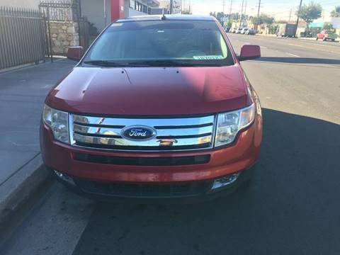2007 Ford Edge for sale at California Auto Trading in Bell CA