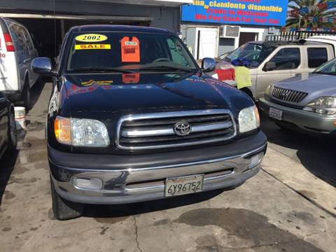 2002 Toyota Tundra for sale in Bell, CA