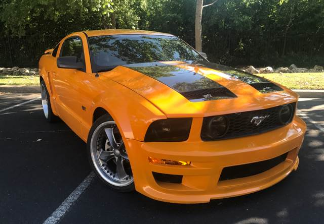 2007 Ford Mustang GT Deluxe 2dr Coupe - Austin TX