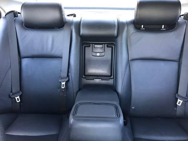 2008 Lexus ES 350 4dr Sedan - Austin TX